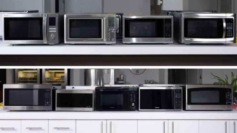 comparatif de fours micro-ondes